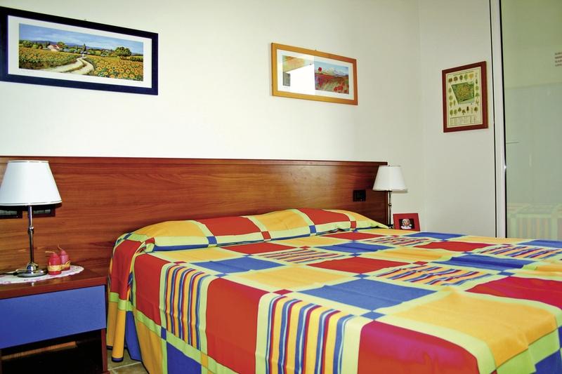 Villaggio Le Ginestre in Lido Altanea, Italienische Adria W