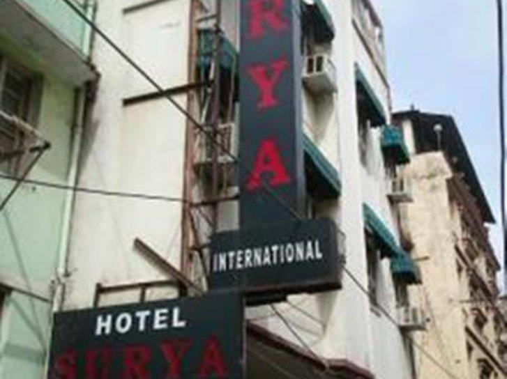 Hotel Surya International in Delhi, Indien - Delhi A