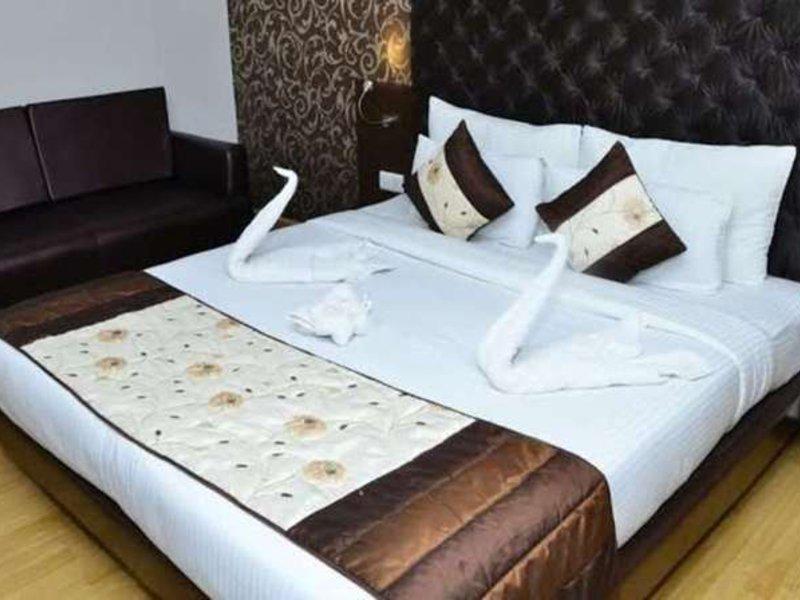 Hotel Surya International in Delhi, Indien - Delhi W