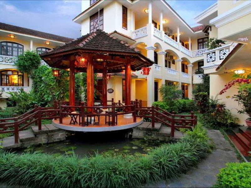 Lotus Hoi An Boutique Hotel & Spa in Hoi An, Vietnam A