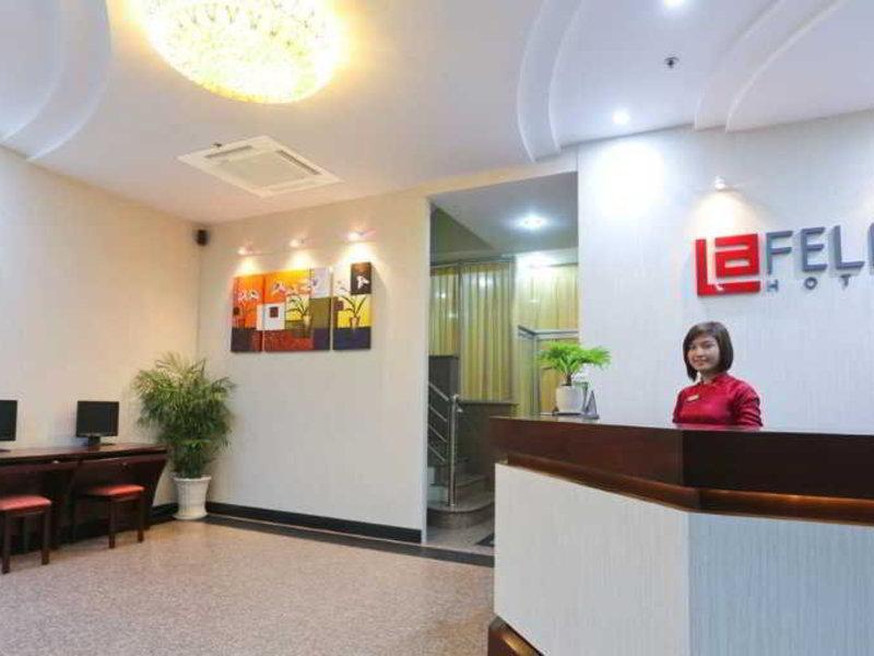 La Felix in Ho-Chi-Minh-Stadt, Vietnam L