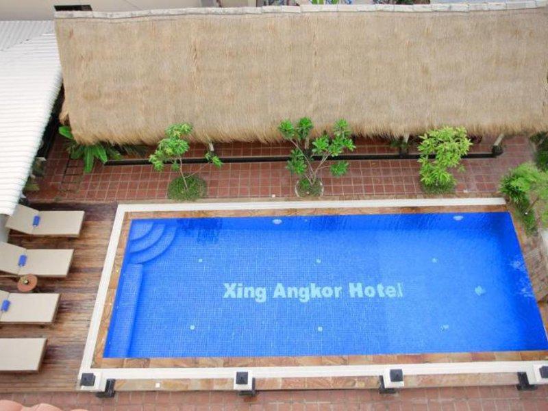 Xing Angkor Hotel in Siem Reap, Kambodscha P