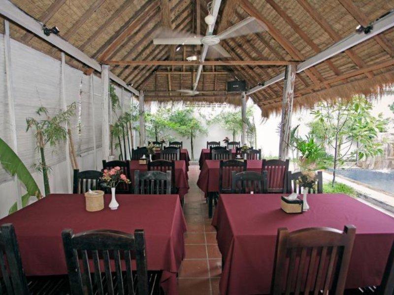 Xing Angkor Hotel in Siem Reap, Kambodscha R