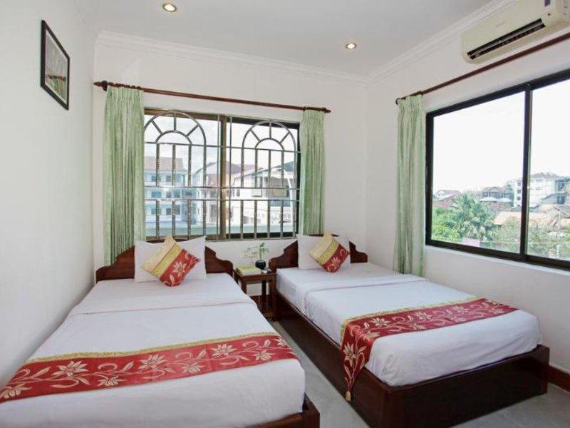Xing Angkor Hotel in Siem Reap, Kambodscha W