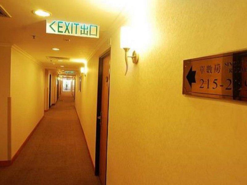 Cosco in Hong Kong Island, China - Hongkong & Umgebung W