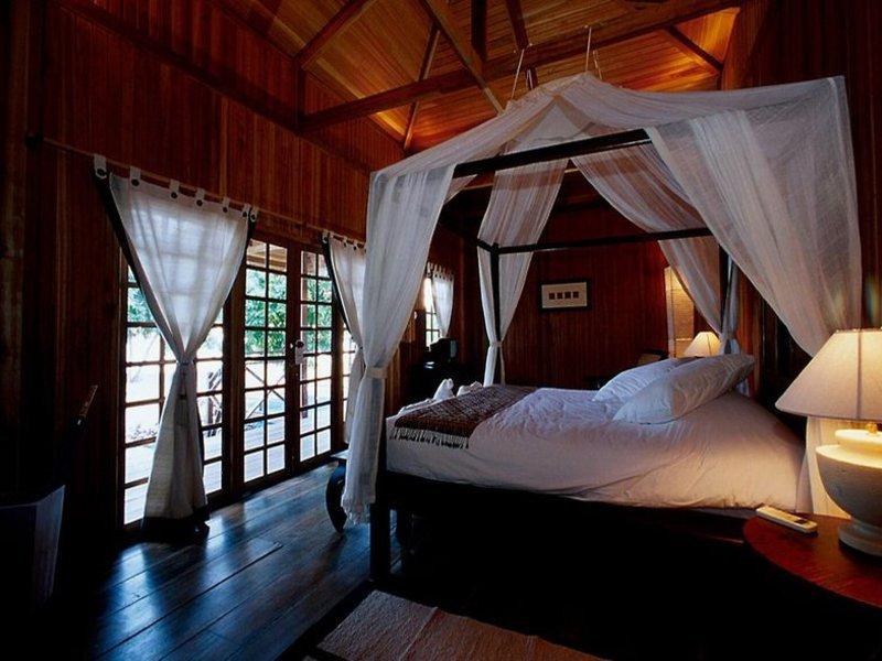 Siladen Resort in Siladen Island, Indonesien - Sulawesi W
