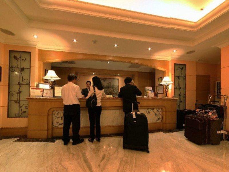 Capital Hotel Arena in Taipeh, Taiwan L
