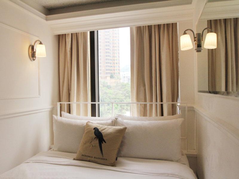 Mini Hotel Causeway Bay in Hong Kong Island, China - Hongkong & Umgebung W