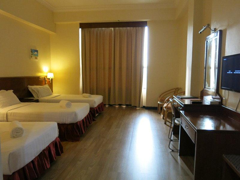 Hotel Langkasuka Langkawi in Insel Langkawi, Malaysia - Kedah W