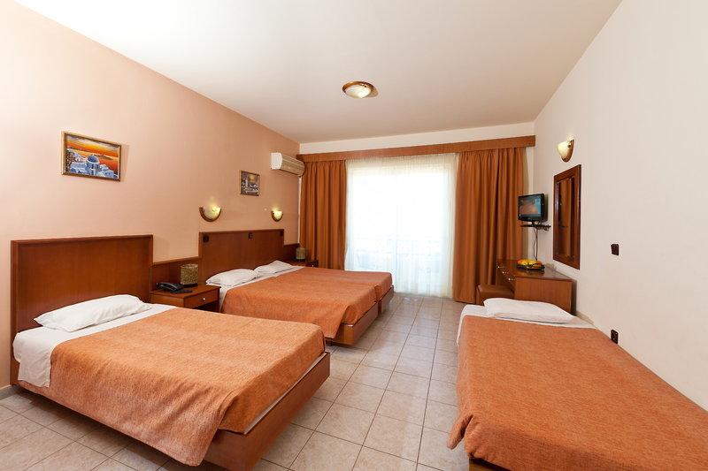 Alea Hotel Apartments in Ialysos, Rhodos
