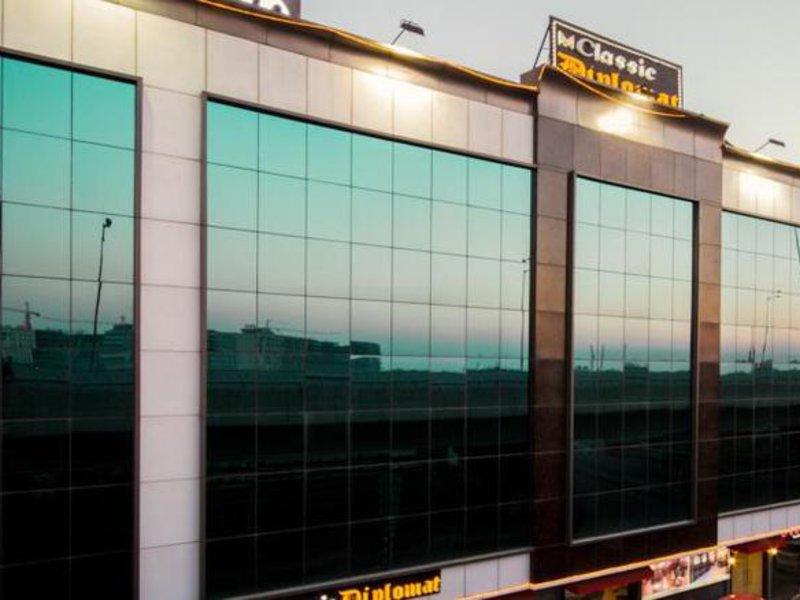 Hotel Classic Diplomat in Neu Delhi, Indien - Delhi A