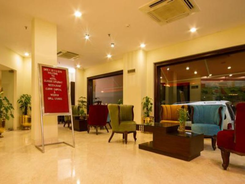Hotel Classic Diplomat in Neu Delhi, Indien - Delhi L