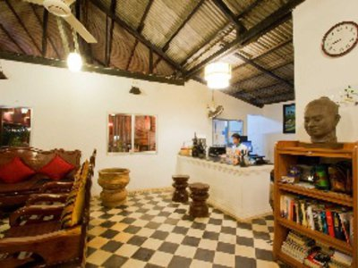 Central Boutique Angkor in Siem Reap, Kambodscha L