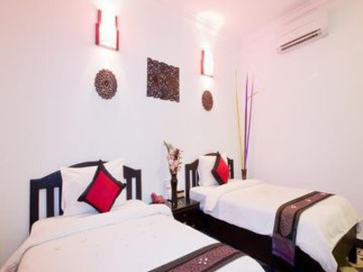 Central Boutique Angkor in Siem Reap, Kambodscha W