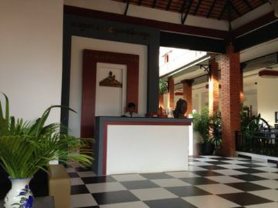 Central Boutique Angkor in Siem Reap, Kambodscha A
