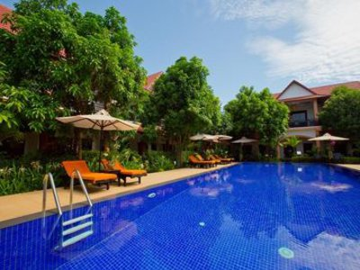 Central Boutique Angkor in Siem Reap, Kambodscha P