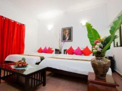 Central Boutique Angkor in Siem Reap, Kambodscha