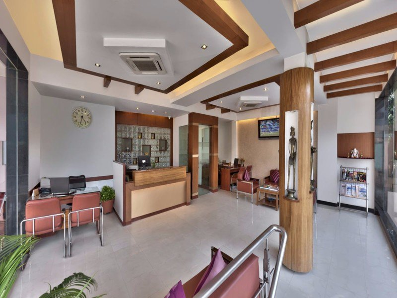 Regale Inn in Delhi, Indien - Delhi L