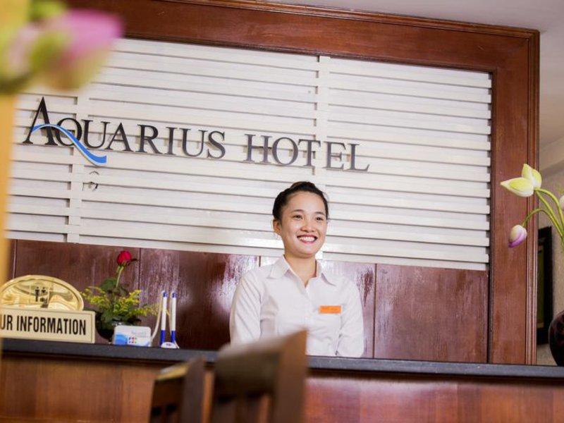 Aquarius Hotel in Hanoi, Vietnam BA