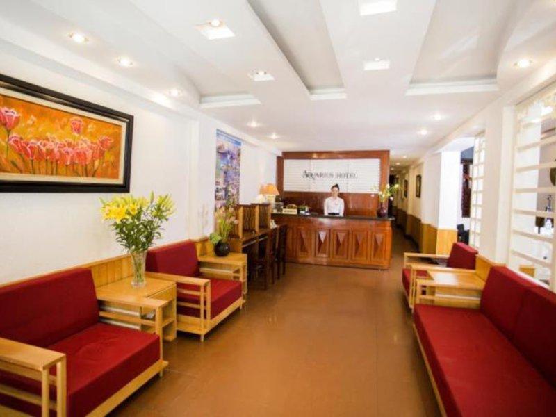Aquarius Hotel in Hanoi, Vietnam L