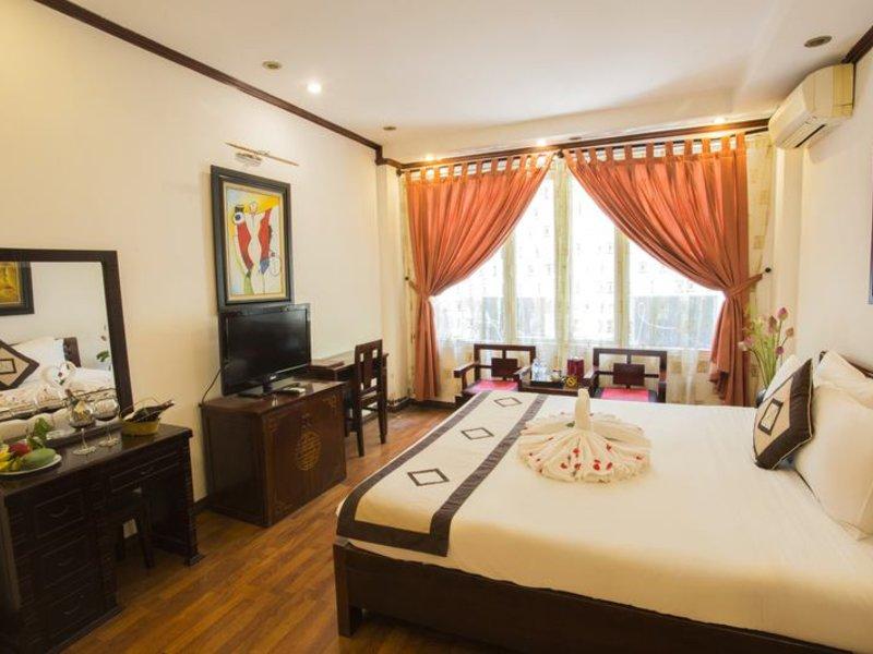 Aquarius Hotel in Hanoi, Vietnam