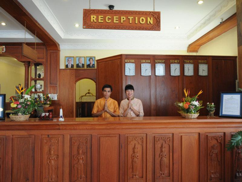 Dara Reangsey in Siem Reap, Kambodscha L