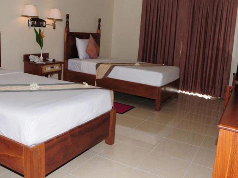 Dara Reangsey in Siem Reap, Kambodscha W