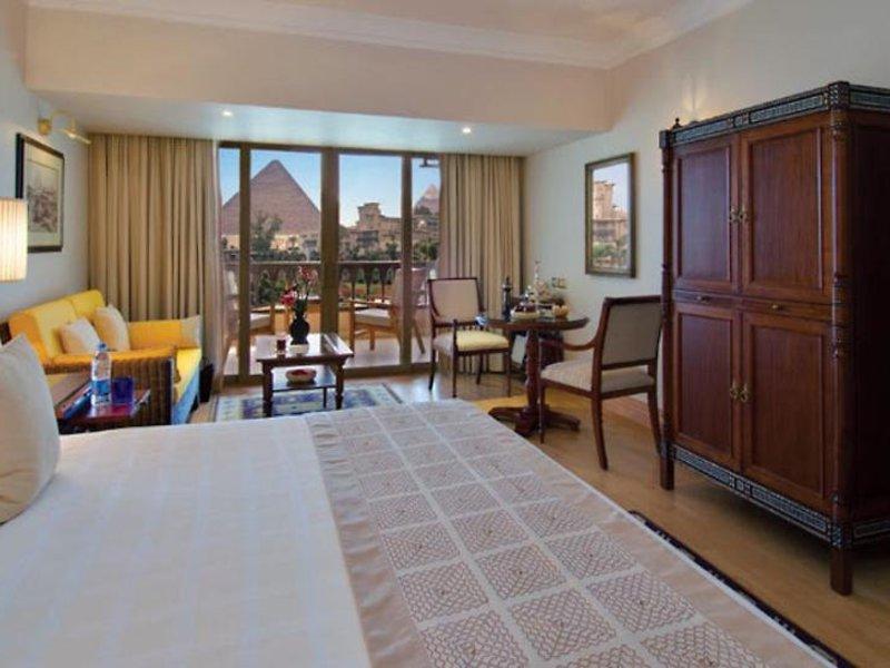 Mena House Hotel in Kairo, Kairo & Umgebung W