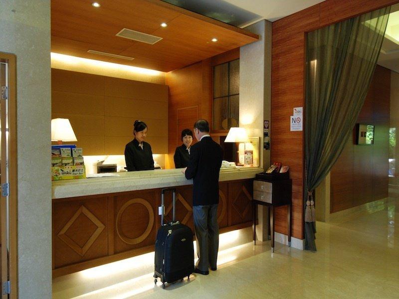 Capital Hotel Nanjing in Taipeh, Taiwan L