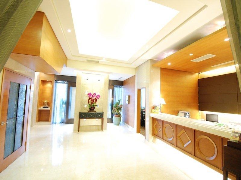 Capital Hotel Nanjing in Taipeh, Taiwan W