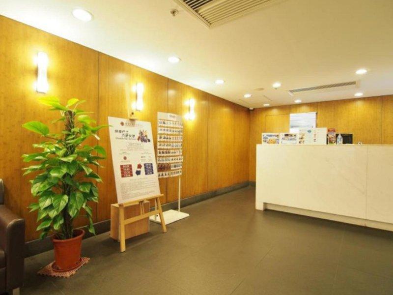 Caritas Oswald Cheung International House in Hong Kong Island, China - Hongkong & Umgebung BA