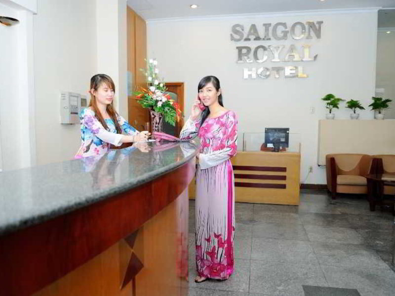 Saigon Royal Hotel in Ho-Chi-Minh-Stadt, Vietnam BA