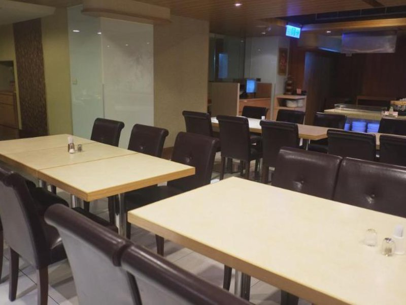 First Hotel in Taipeh, Taiwan R