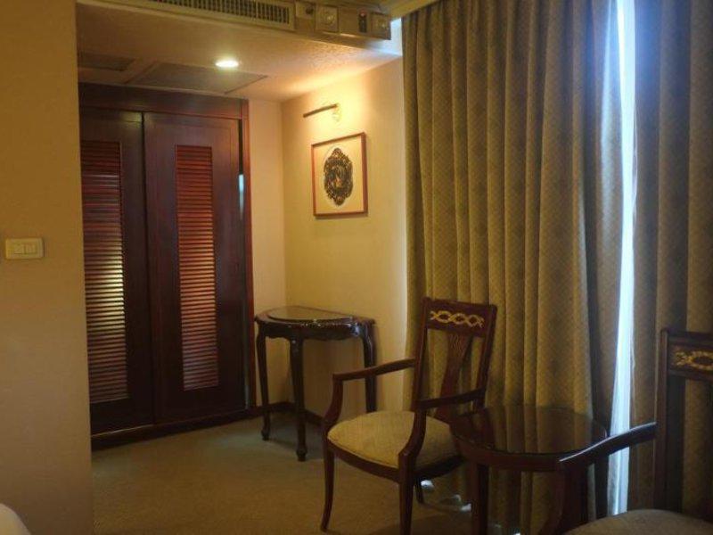 First Hotel in Taipeh, Taiwan