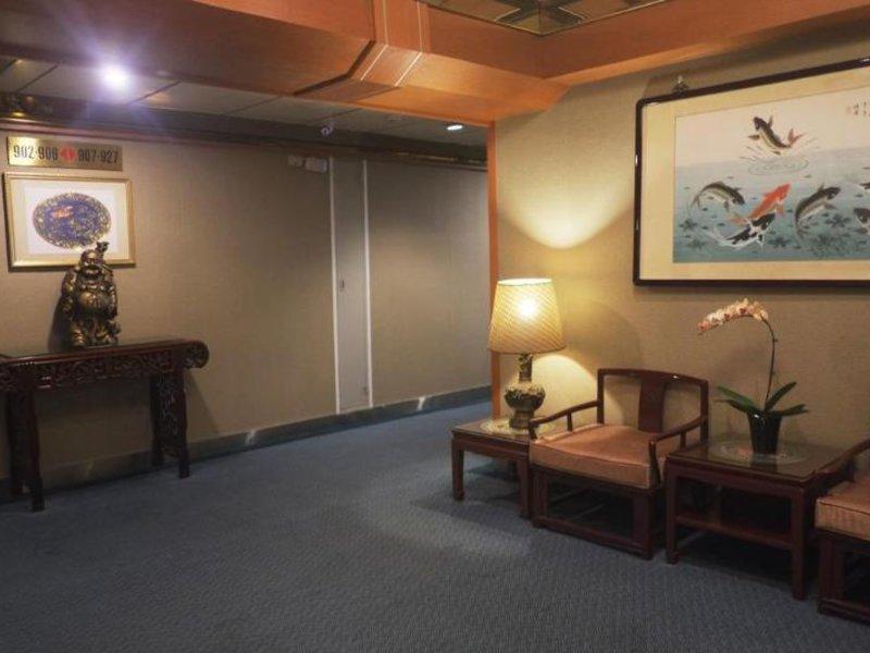 First Hotel in Taipeh, Taiwan W