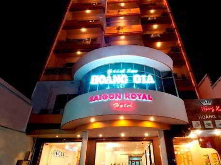 Saigon Royal Hotel in Ho-Chi-Minh-Stadt, Vietnam A