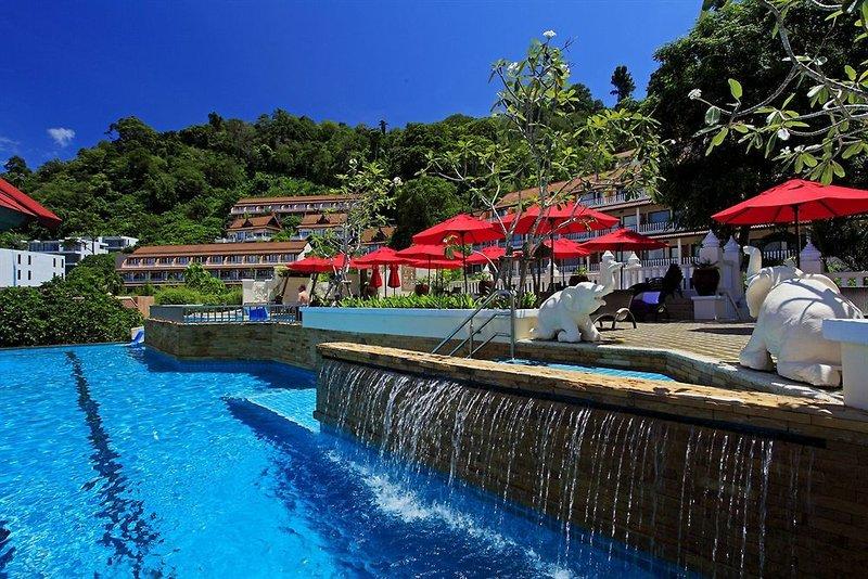 Aquamarine Resort in Kamala Beach, Phuket P