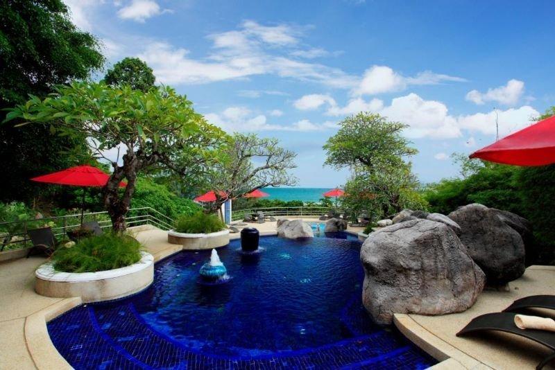 Aquamarine Resort in Kamala Beach, Phuket TE