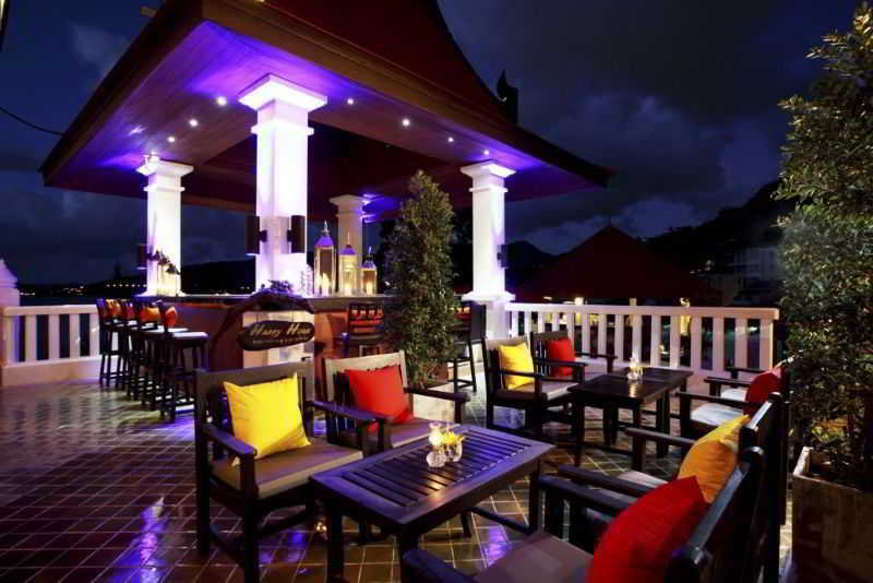 Aquamarine Resort in Kamala Beach, Phuket BA