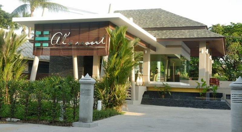 Al's Resort Koh Samui in Chaweng Beach, Ko Samui A