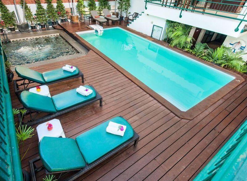 Pinnacle Lumpinee Park Hotel in Bangkok, Bangkok & Umgebung P