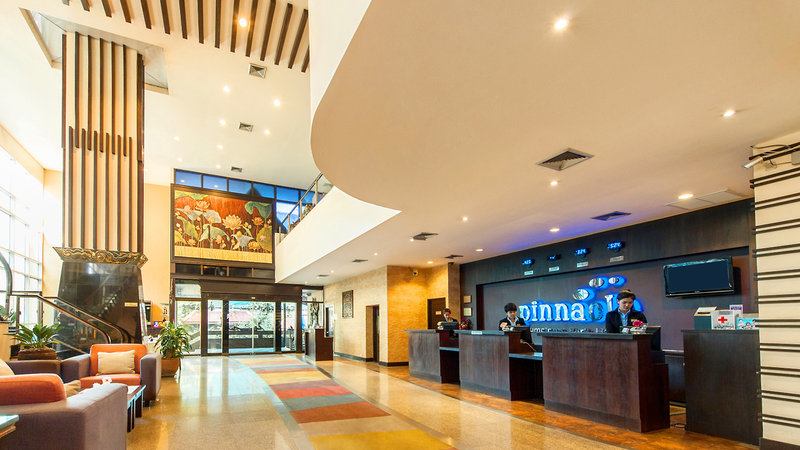 Pinnacle Lumpinee Park Hotel in Bangkok, Bangkok & Umgebung BA