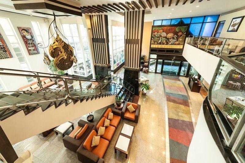 Pinnacle Lumpinee Park Hotel in Bangkok, Bangkok & Umgebung L