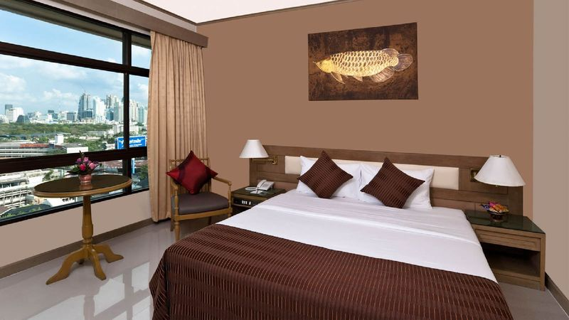 Pinnacle Lumpinee Park Hotel in Bangkok, Bangkok & Umgebung W