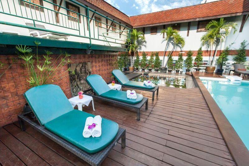 Pinnacle Lumpinee Park Hotel in Bangkok, Bangkok & Umgebung
