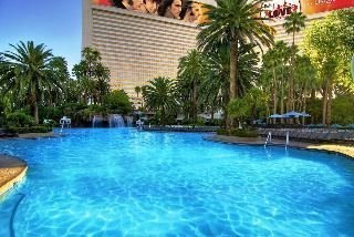 The Mirage Resort and Casino in Las Vegas, Nevada P