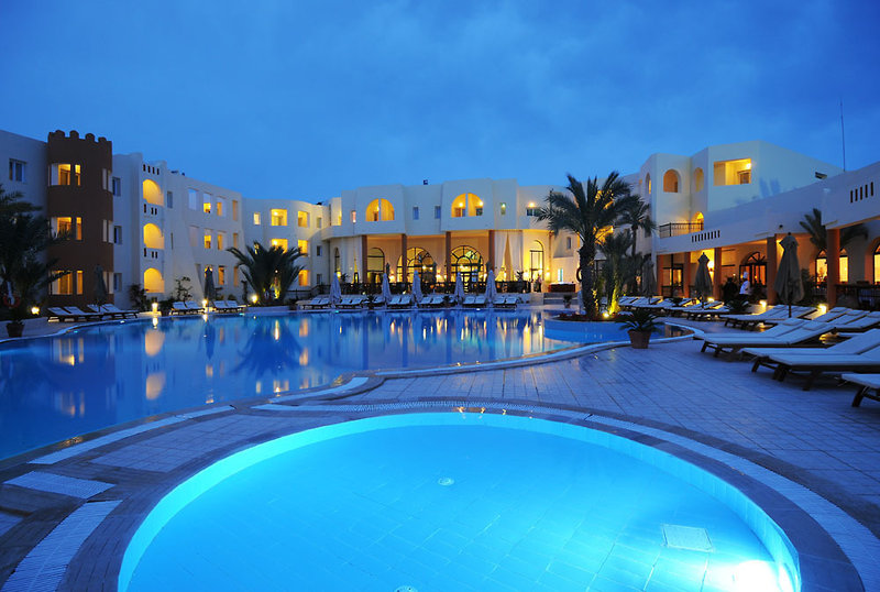 Green Palm in Midoun, Djerba A