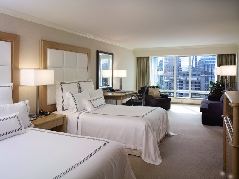 Pan Pacific Vancouver in Vancouver, British Columbia W
