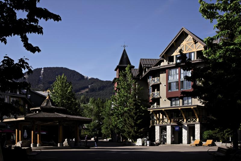 Delta Whistler Village Suites in Whistler, British Columbia A
