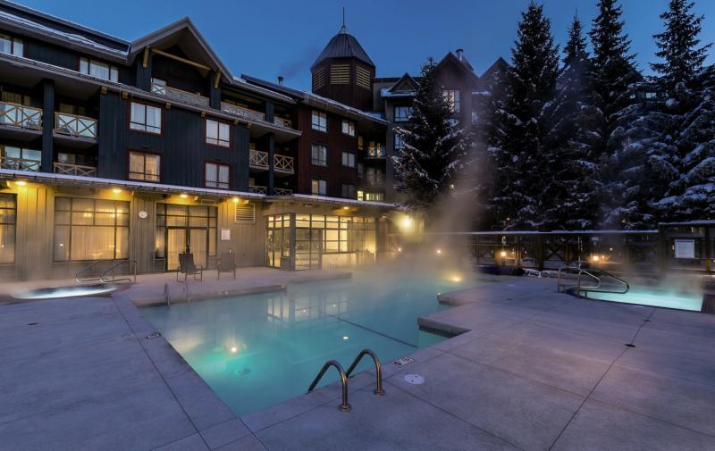 Delta Whistler Village Suites in Whistler, British Columbia P